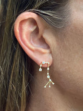 Scorpio Earring, single