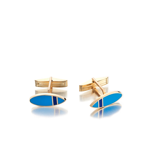 Malibu Surf Cuff Links