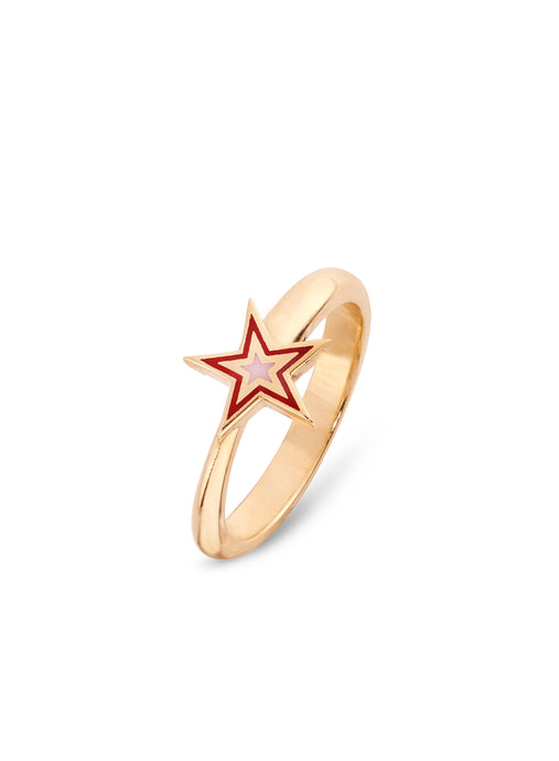Surf Star Ring