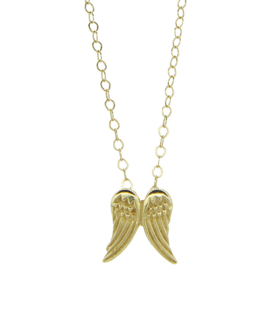 Wing Necklace, Small