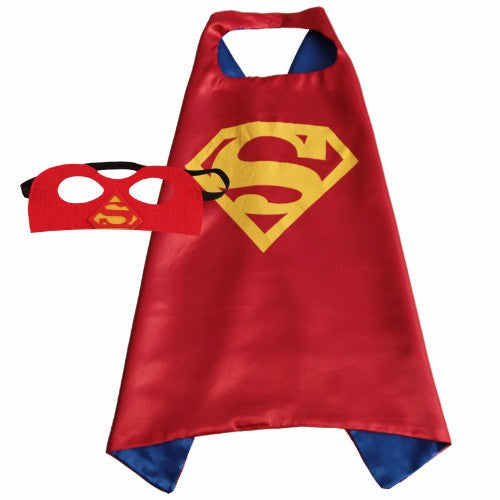 Super Hero Capes - Choose from 23 Super Heros