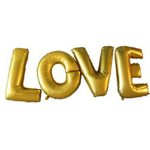LOVE - Extra Large Balloon 43""