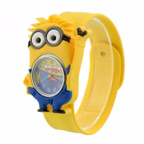 Minion Watch - Yellow Hair