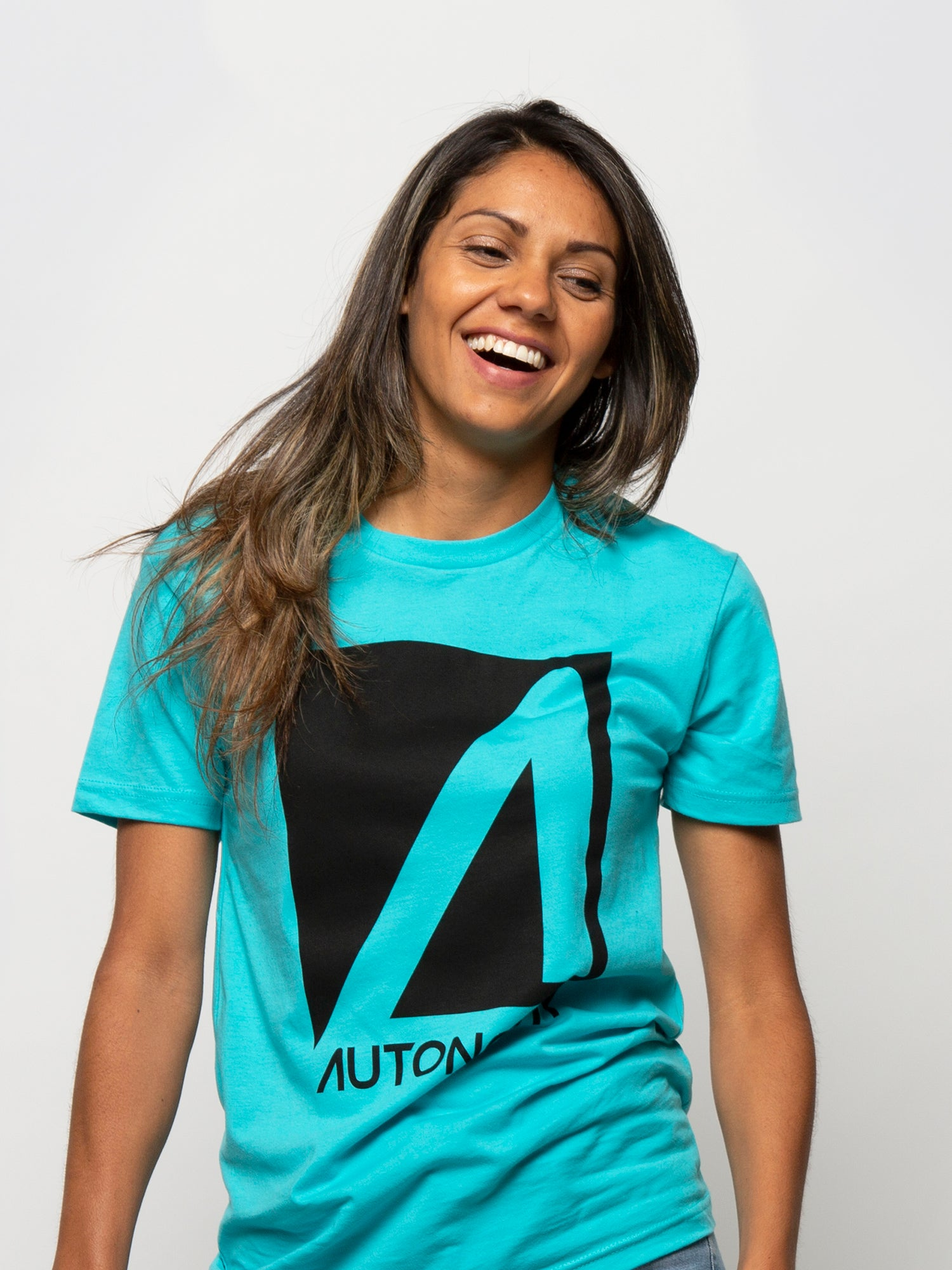 Autonomy No Comply T-shirt - Tahiti Blue