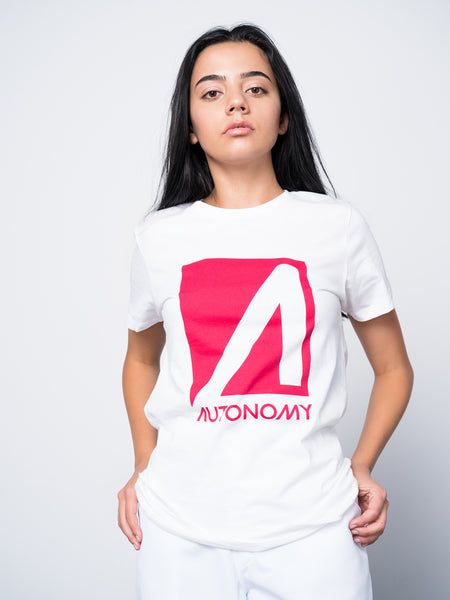 Autonomy No Comply T-shirt - White