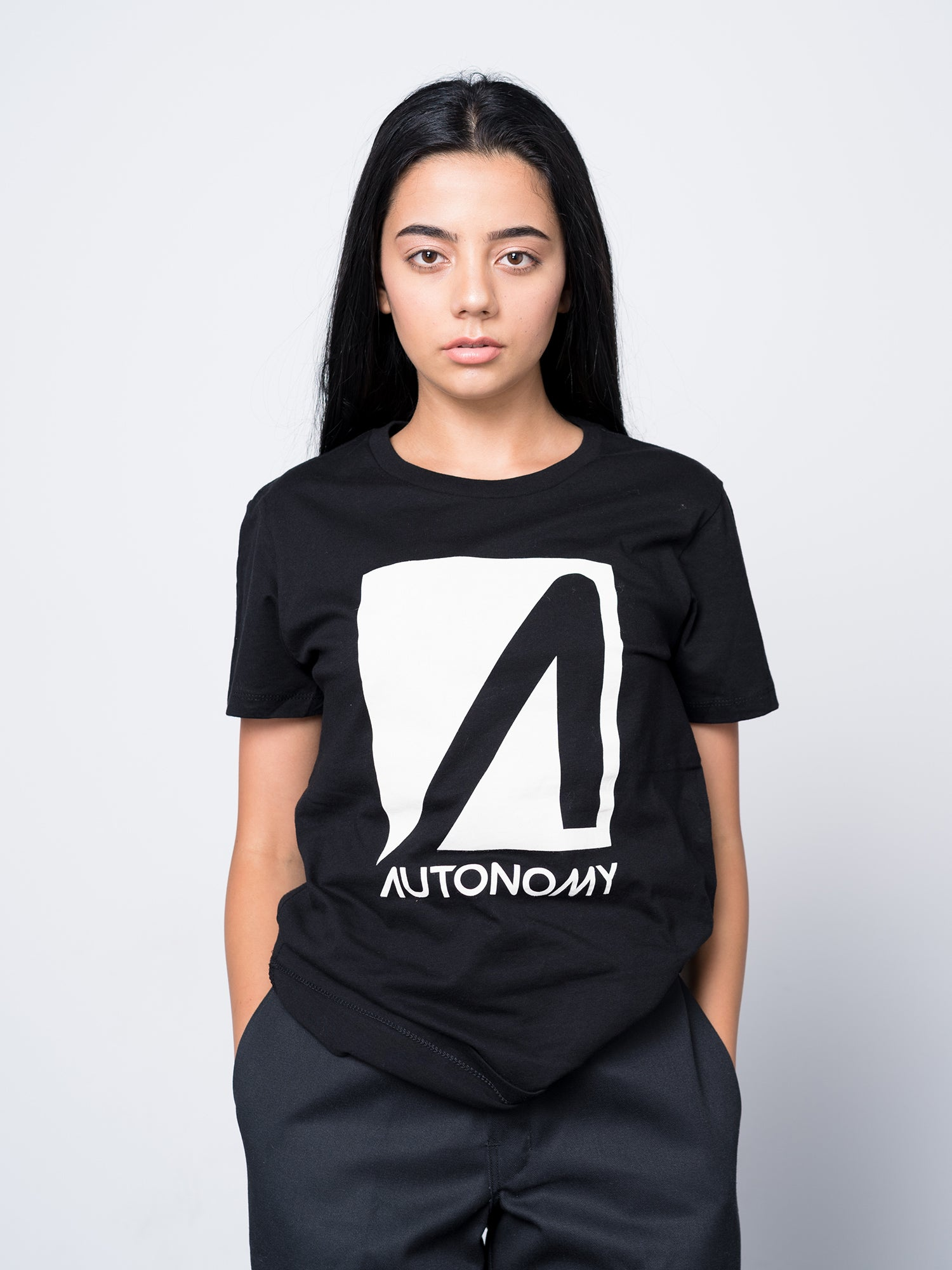 Autonomy No Comply T-shirt - Black