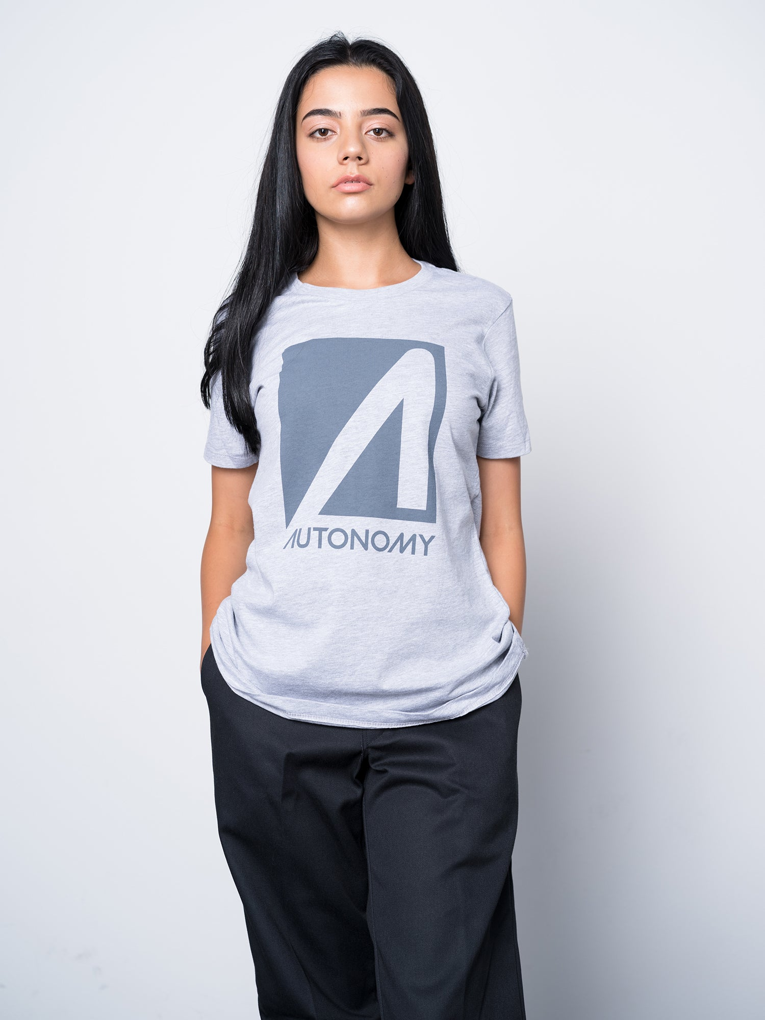 Autonomy No Comply T-shirt - Grey