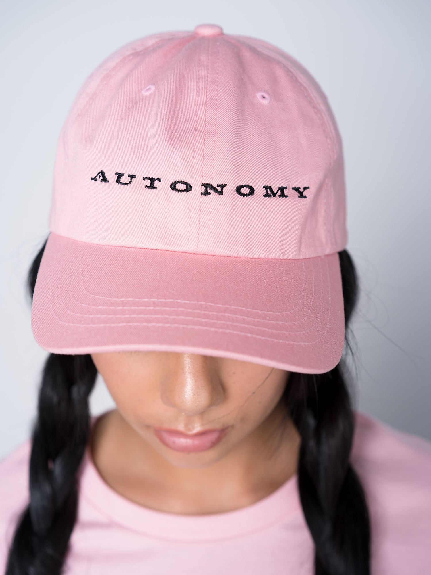 Autonomy Breakthrough Dad Hat - Pink