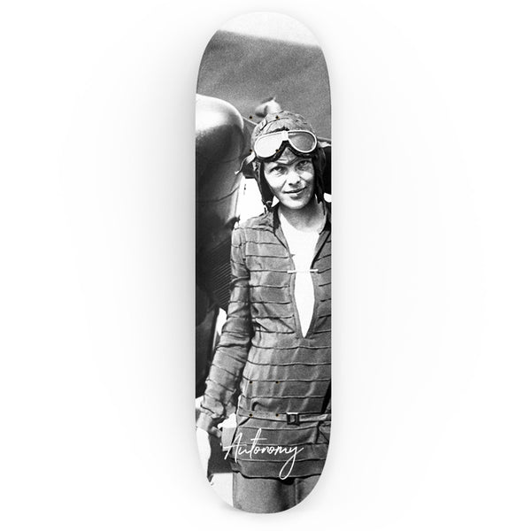 Autonomy Skateboards Progeny Deck for Girls -  Amelia