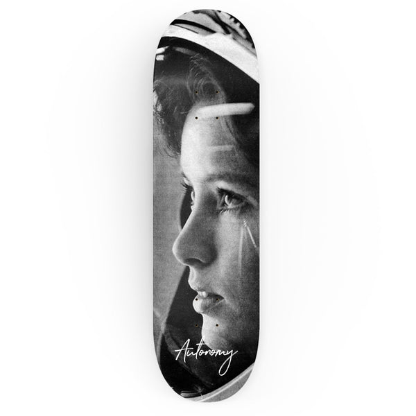 Autonomy Skateboards Progeny Deck for girls - Anna Lee