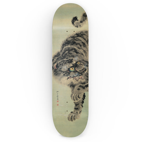 Shin'enkan Collection Deck for girls - Tiger (Limited Edition) by Autonomy