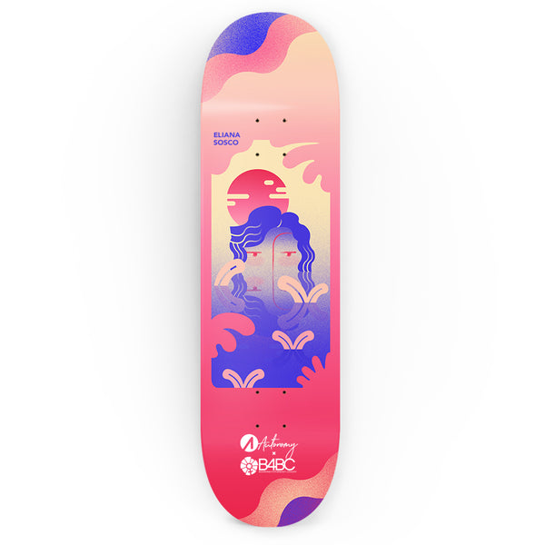 Eliana Sosco IV x B4BC - Reflection Deck