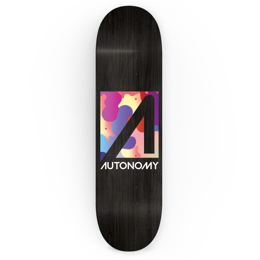 No Comply x B4BC Autonomy Skateboard deck