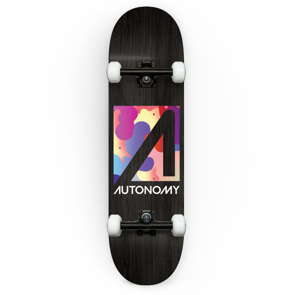 Autonomy Skateboards Complete - No Comply x B4BC