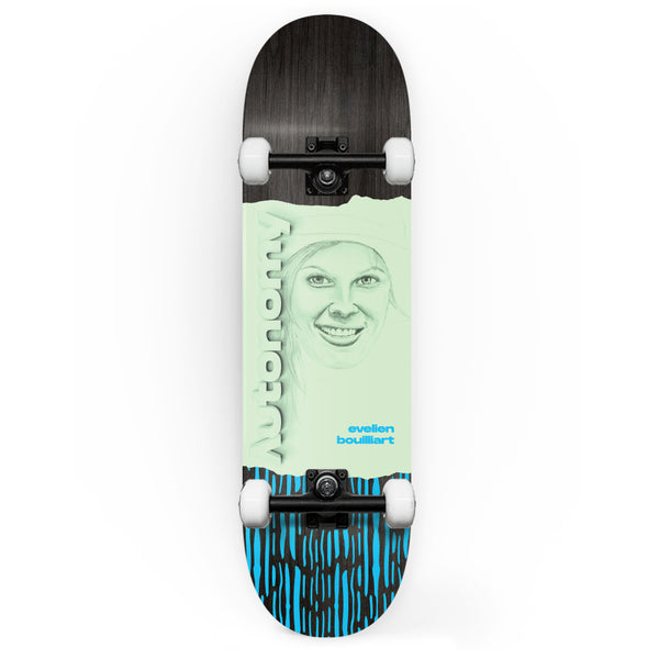 Autonomy Skateboard Decks and Complete Skateboards
