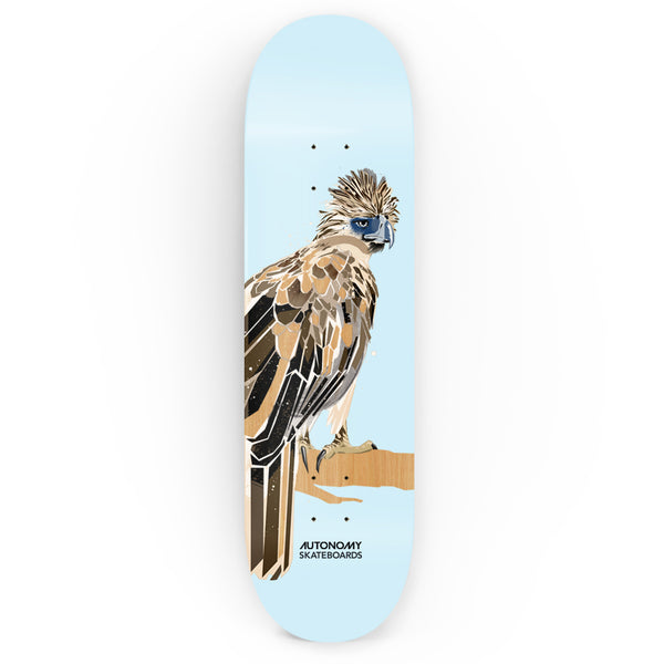 Autonomy Skateboards Endangered Series Decks for girls - Eagle