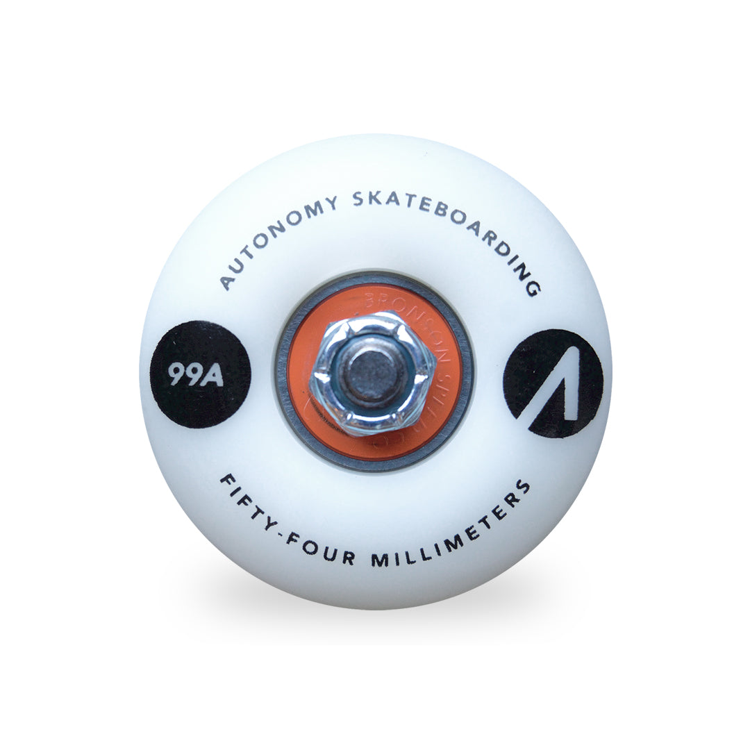 "Autonomy's 54mm ""Millies"" Wheel"