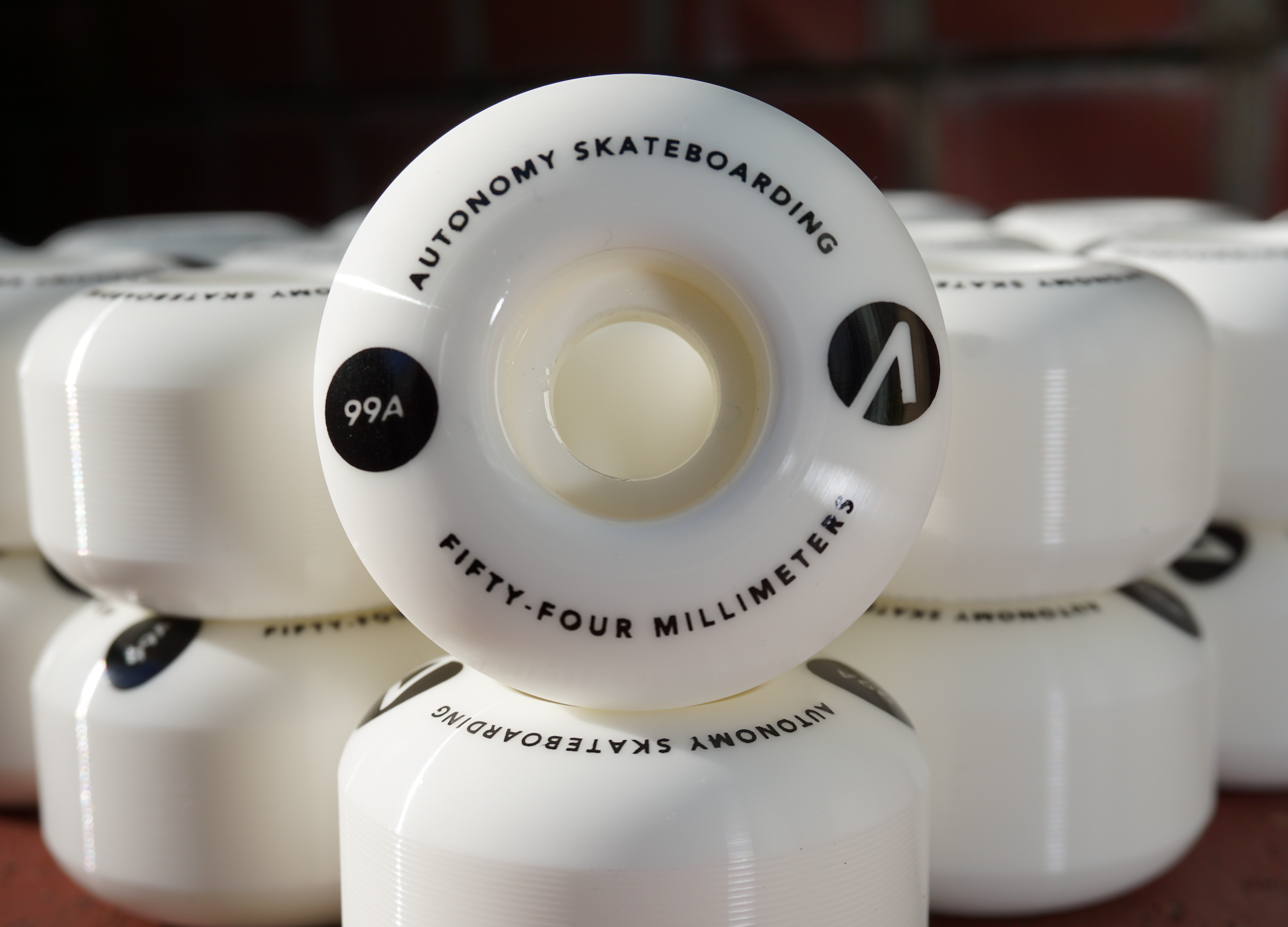 Autonomy Skateboards - Wheels - 54mm 'Millies'