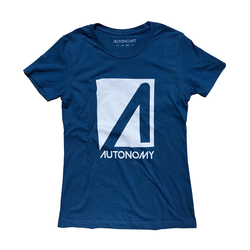 Autonomy No Comply T-shirt - Blue