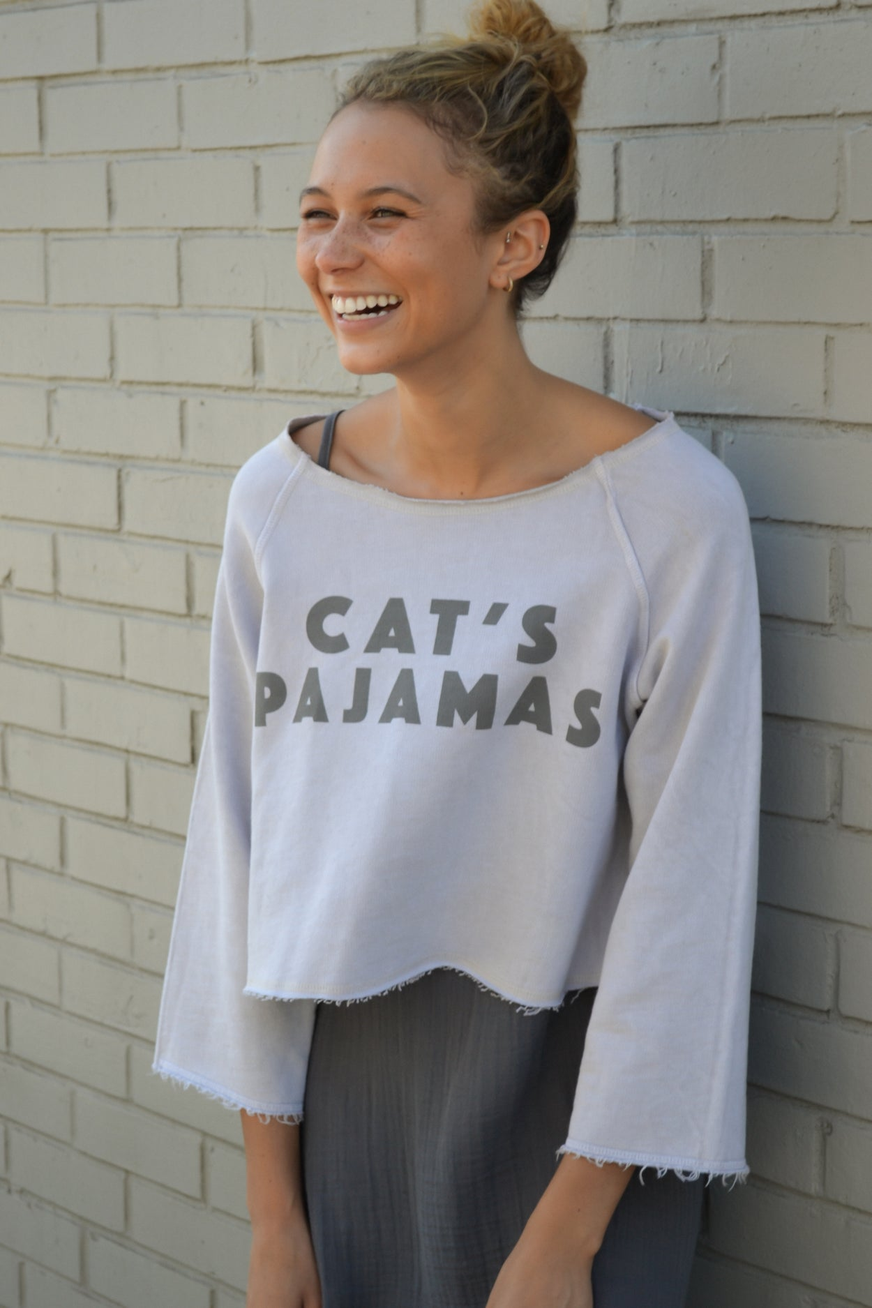 Cat's Pajamas Sweatshirt
