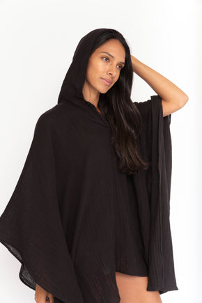 Andy Hooded Poncho