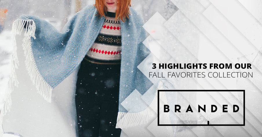 3 Highlights From Our Fall Favorites Collection