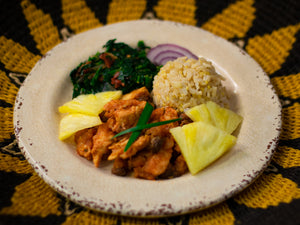 Global Village Cuisine | Pineapple Chicken Dinner
