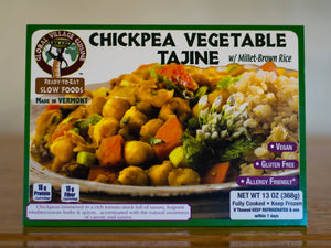 Chickpea Vegetable Tajine