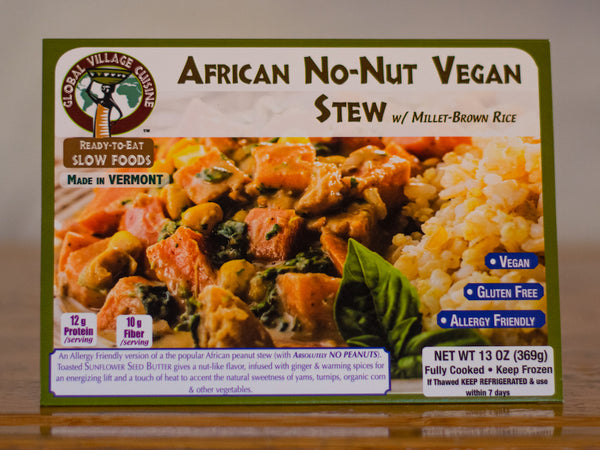 African No-Nut Stew