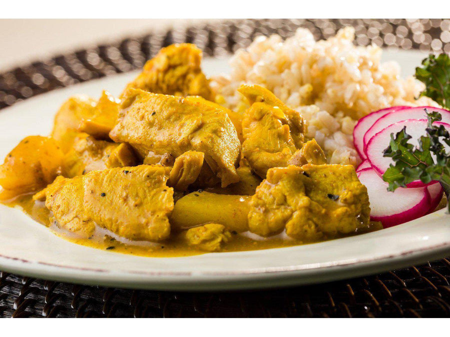 Swahili Curry Chicken