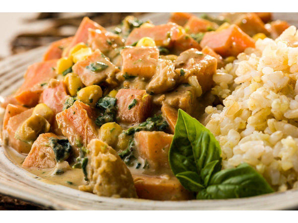 Global Village Cuisine | African No-Nut Stew