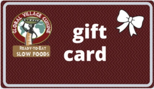 Global Village Cuisine | Gifts of Comfort & Support