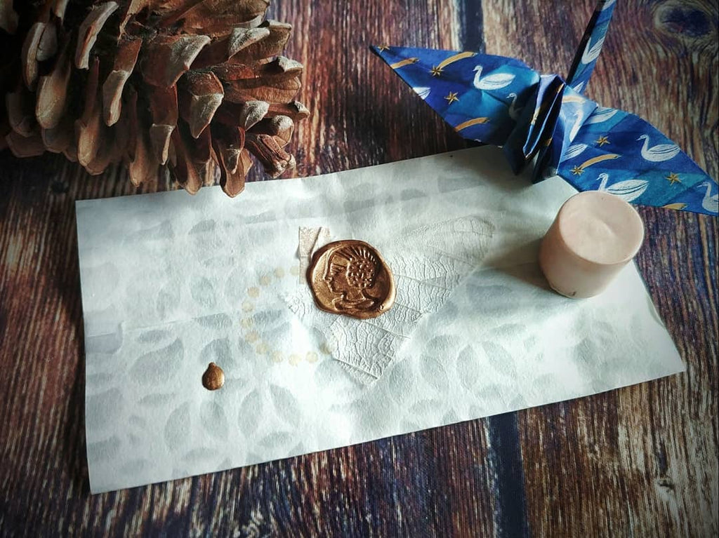 Wax Seals 101 - From One Wax Seal Newbie to Another :) | Blog Post by Petra