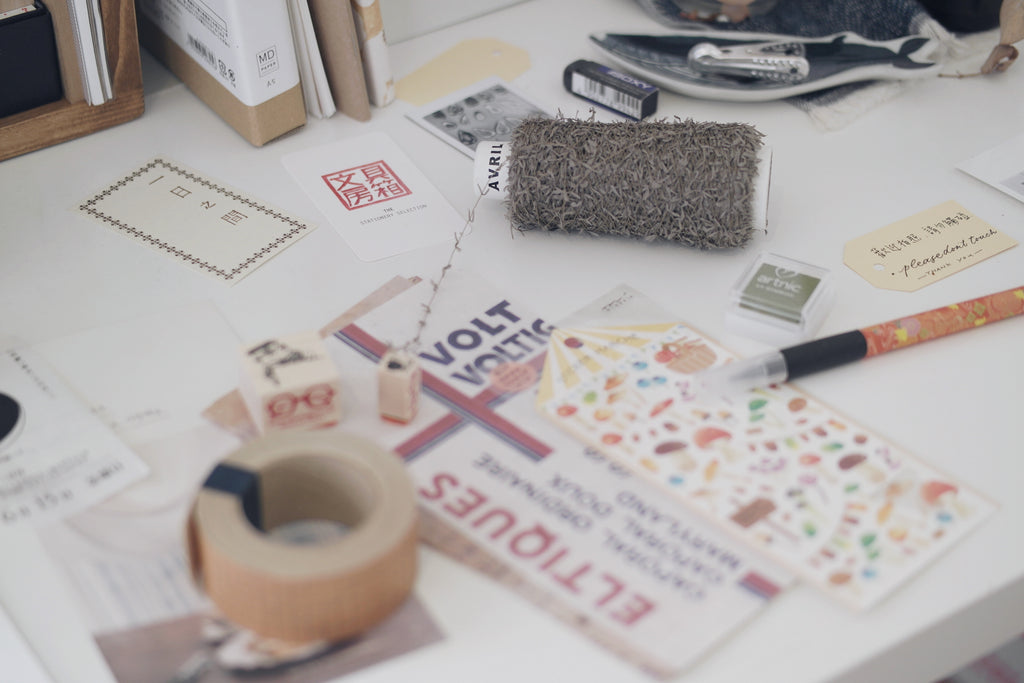 Travel Journaling / Stationery Exhibition & Pop-up in Hong Kong | Blog Post by Kenry