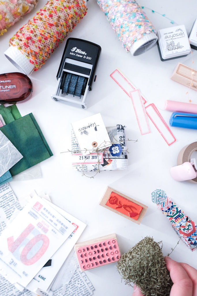Packaging Ideas Using Stationery Goods
