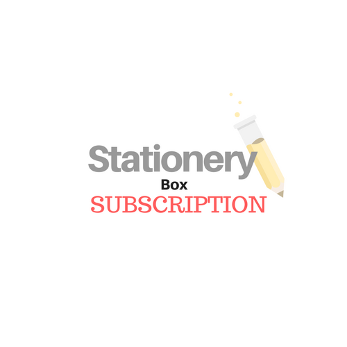 Stationery Subscription Box SHIPPING DELAY *Please Read Description Below*