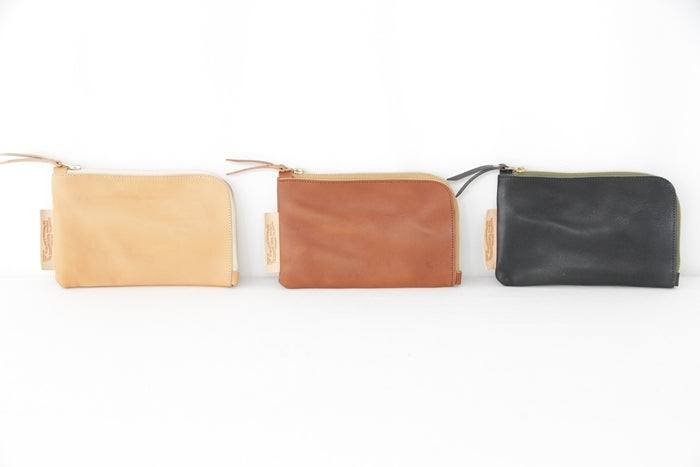 PRE-ORDER The Superior Labor Utility Leather Pouch