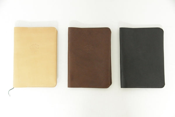 PRE-ORDER The Superior Labor A5 Notebook Cover | Leather Cover