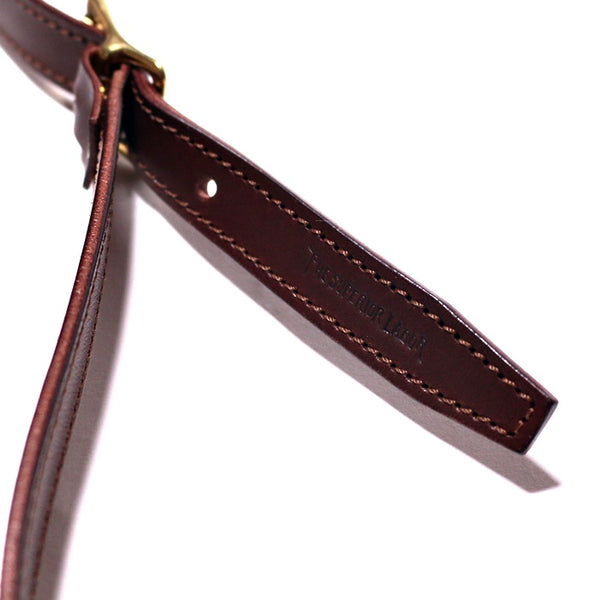 PRE-ORDER The Superior Labor HTS Leather Strap