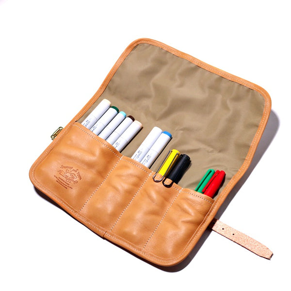 PRE-ORDER The Superior Labor Stripe Roll Pen Case