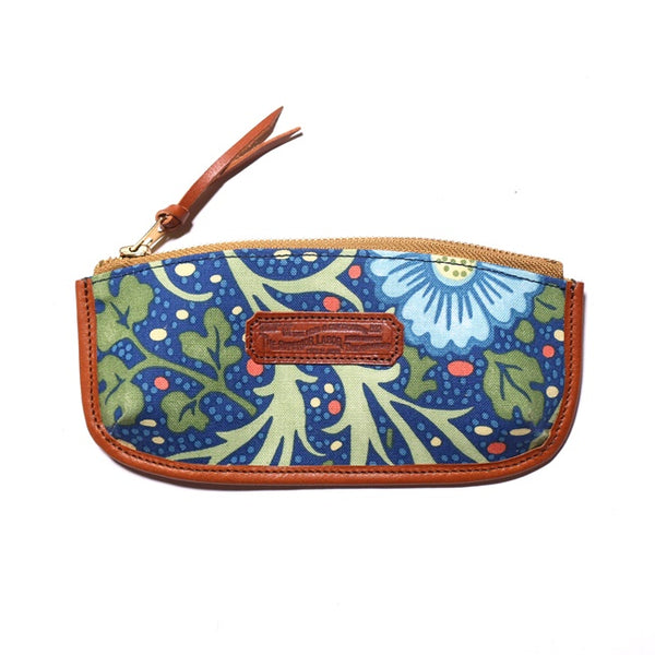 William Morris Pen Case | 2 Colors Available [Pre-Order ends Aug 30]