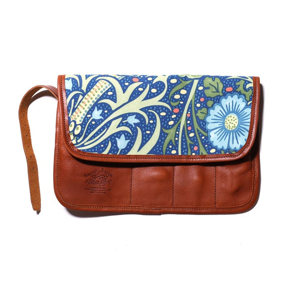 William Morris Roll Pen Case | 2 Colors Available