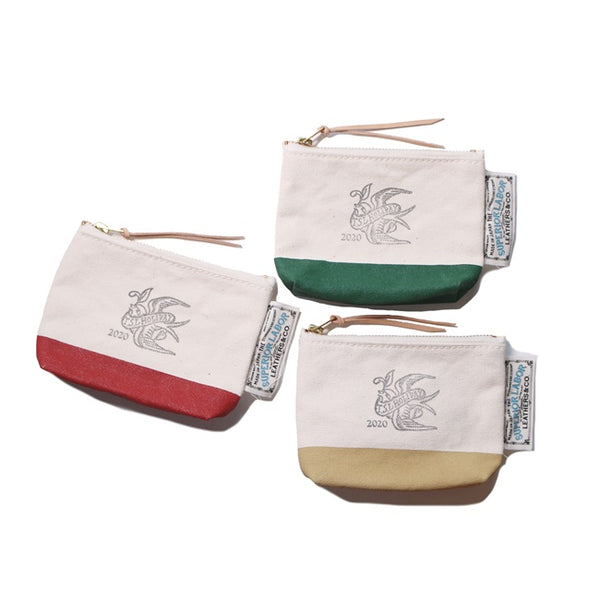 Holiday Swallow Engineer Pouch | Various Colors Available [Pre-Order ends Aug 30]