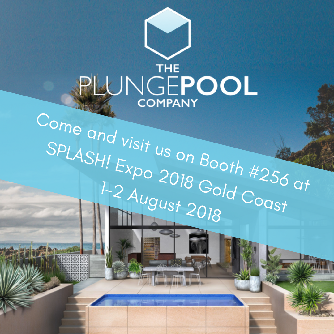 Come and visit us on Booth #256 at SPLASH! Expo 2018 Gold Coast 1-2 August 2018