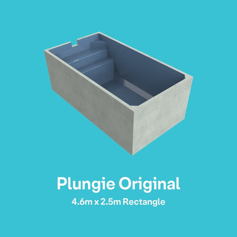 Plungie ORIGINAL (Rectangle 4.6m x 2.5m)