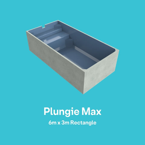 Plungie MAX (Rectangle 6m x 3m)