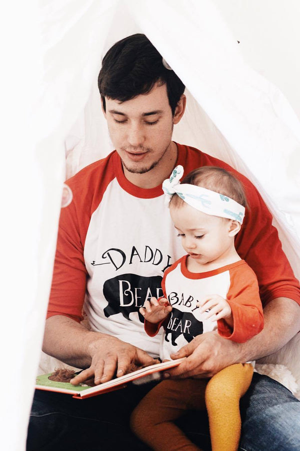 Daddy Bear Shirt - Bear Family Shirts for Men - Gypsy Junk Clothing Trunk