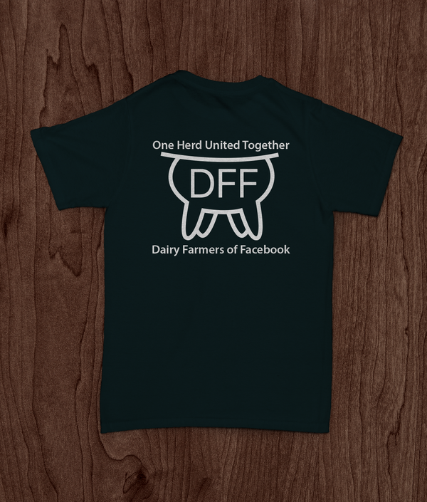 Dairy Farmers of Facebook Tee
