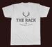 It's All About the Rack - Deer Woodland Tee for Men