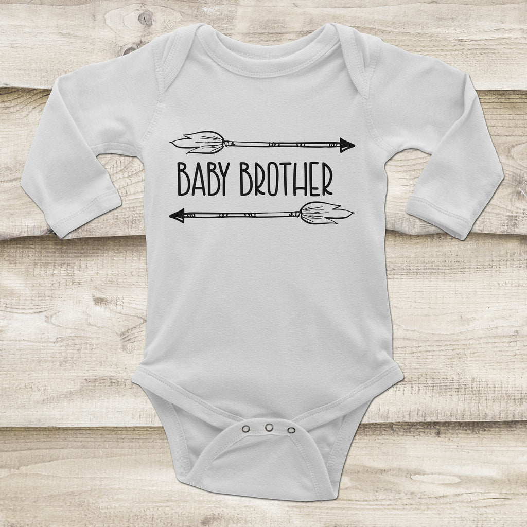 Baby Brother Sibling Bodysuit